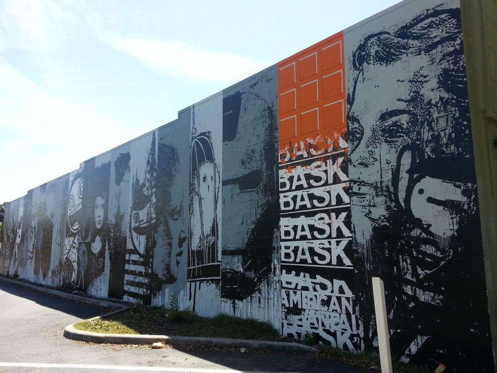 2014 03-30 BASK mural downtown st pete florida 600 block