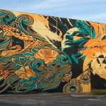 Tes One and Pale Horse Design St Pete Florida Mural 1920 by 1000